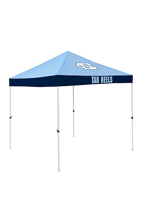 NCAA North Carolina Tar Heels 9 Foot x 9 Foot Economy Tent