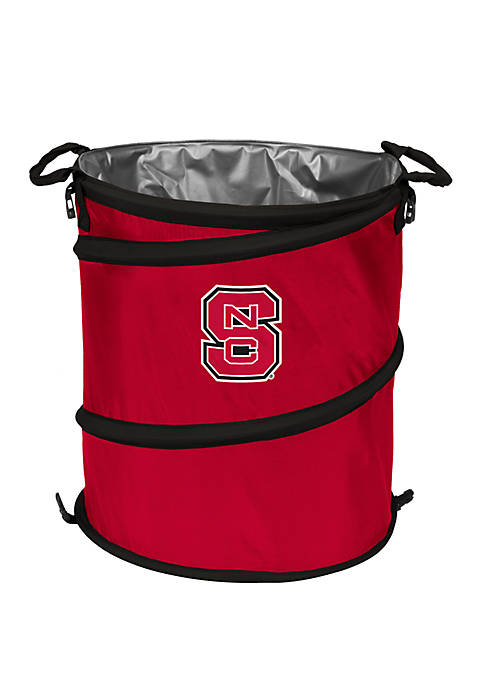 Logo NCAA NC State Wolfpack Collapsible 3 in