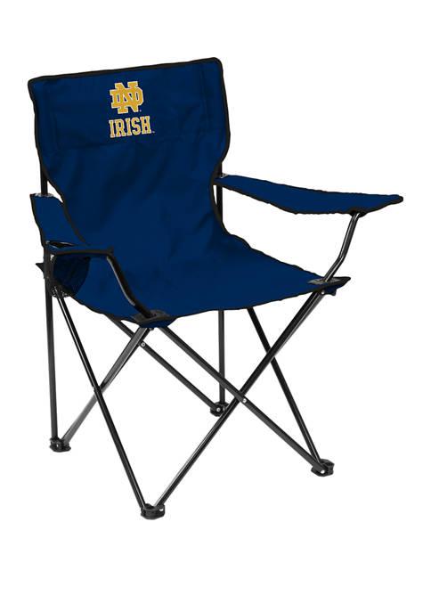 Logo NCAA Notre Dame Fighting Irish Quad Chair