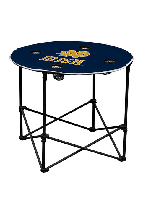 Logo NCAA Notre Dame Fighting Irish Round Table