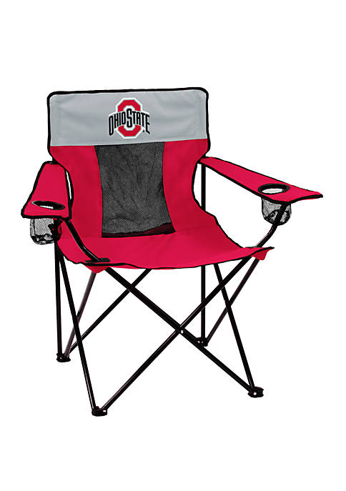 Logo NCAA Ohio State Buckeyes Elite Chair