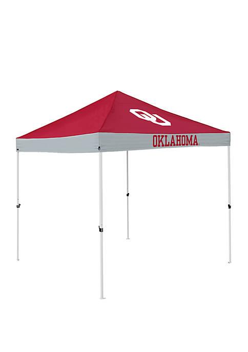 Logo NCAA Oklahoma Sooners 9 Foot x 9