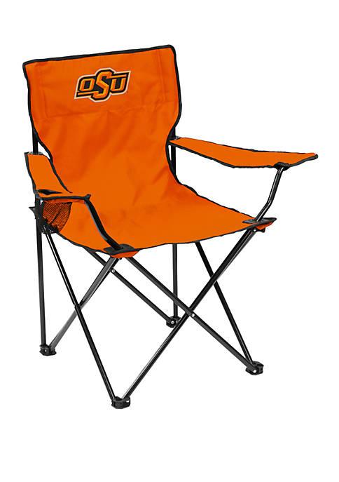 Logo NCAA Oklahoma State Cowboys Quad Chair
