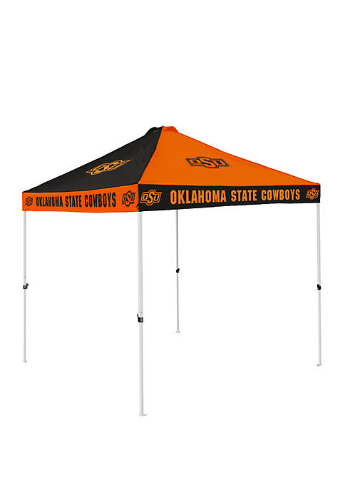 Logo NCAA Oklahoma State Cowboys Checkerboard Tent