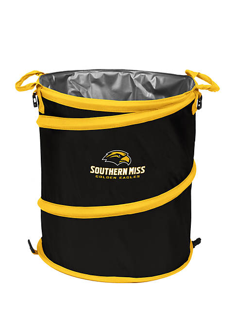 Logo NCAA Southern Miss Golden Eagles Collapsible 3