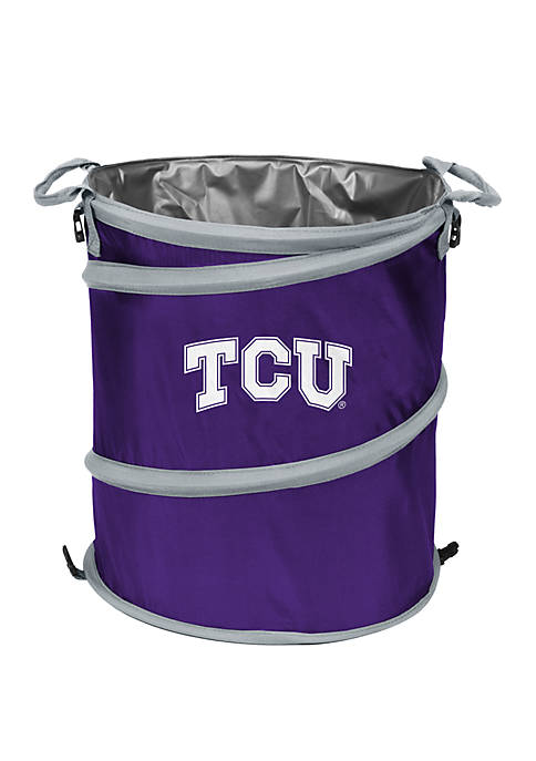 Logo NCAA TCU Horned Frogs Collapsible 3-in-1 Cooler
