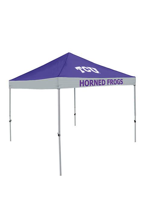Logo NCAA TCU Horned Frogs 9 ft x