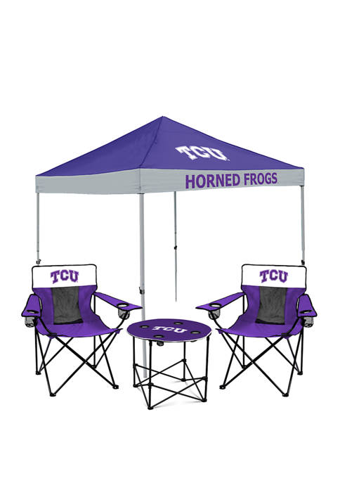 NCAA TCU Horned Frogs Tailgate Bundle