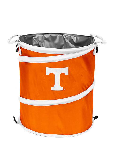 Logo NCAA Tennessee Volunteers Collapsible 3-in-1 Cooler Hamper