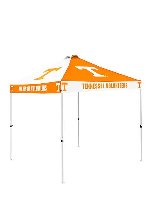 NCAA Tennessee Volunteers 9 Foot x 9 Foot Checkerboard Tent