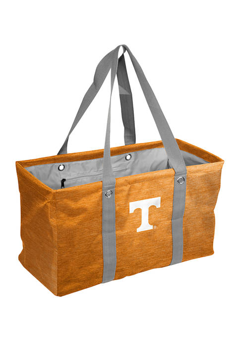 NCAA Tennessee Volunteers Crosshatch Picnic Caddy