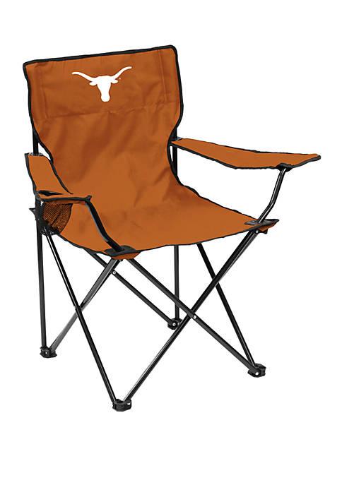 Logo NCAA Texas Longhorns Quad Chair
