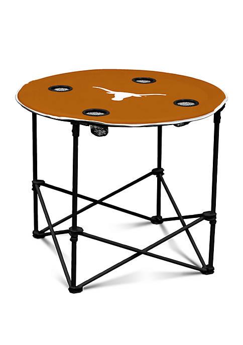 Logo NCAA Texas Longhorns Round Table