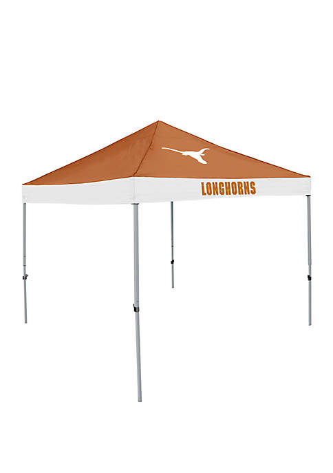 NCAA Texas Longhorns 9 Foot x 9 Foot Economy Tent