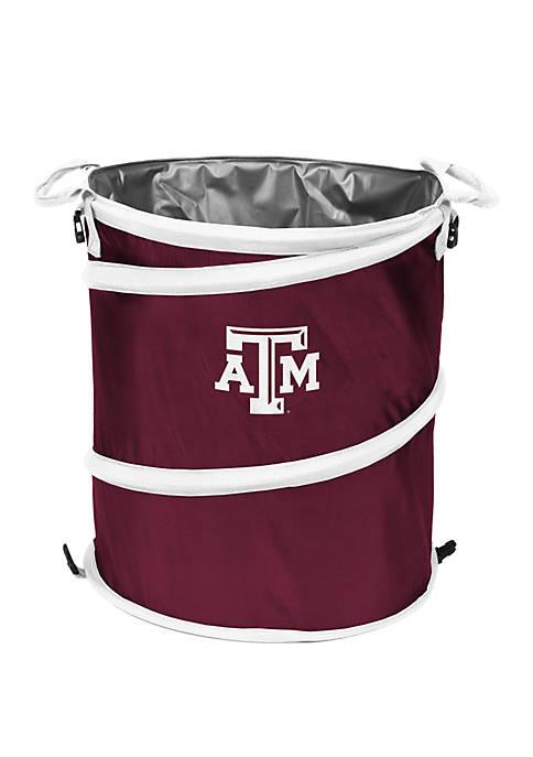 "Logo NCAA Texas A Aggies 16.5"" x 16.5"""