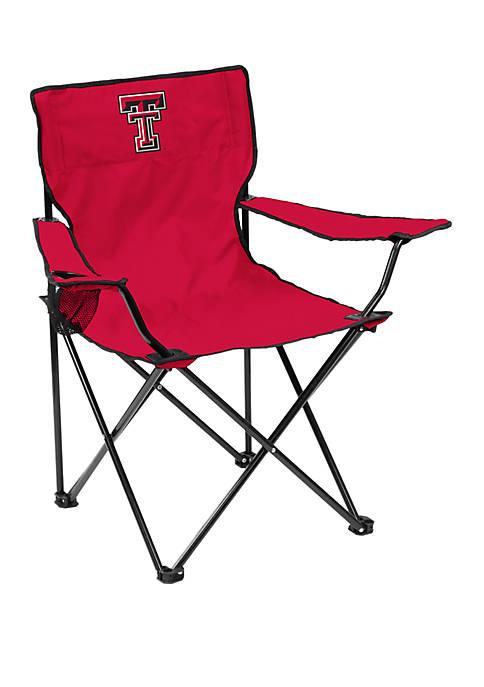 Logo NCAA Texas Tech Red Raiders Quad Chair