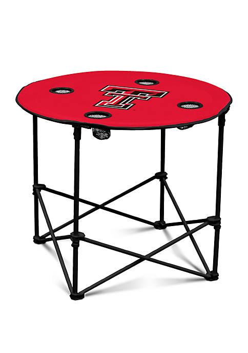 Logo NCAA Texas Tech Red Raiders Round Table