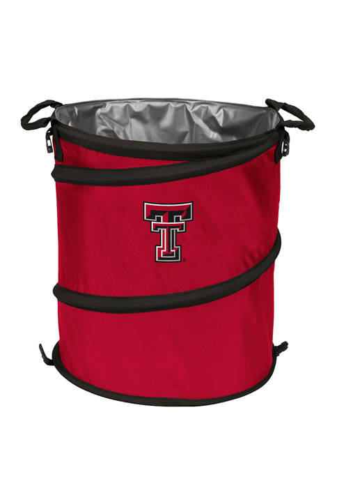 Logo NCAA Texas Tech Red Raiders Collapsible 3-in-1