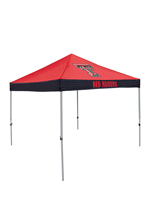 NCAA Texas Tech Red Raiders 9 Foot x 9 Foot Economy Tent