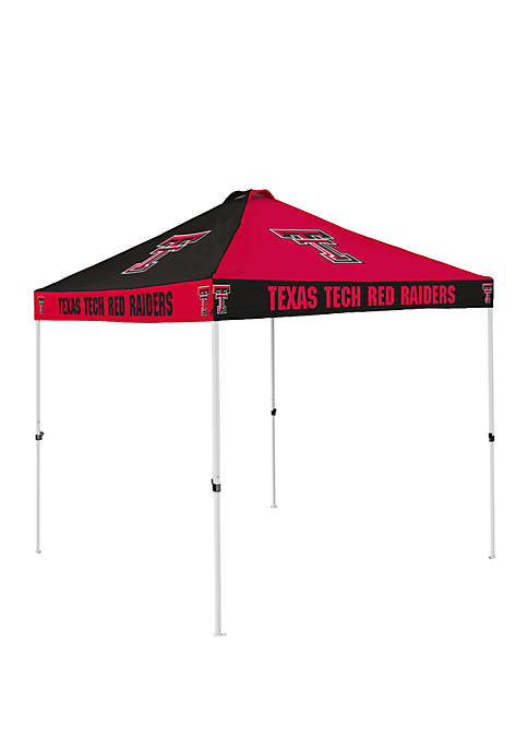 NCAA Texas Tech Red Raiders 9 ft x 9 ft Checkerboard Tent