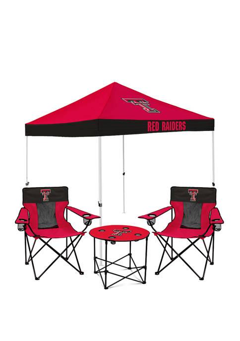 Logo NCAA Texas Tech Red Raiders Tailgate Bundle