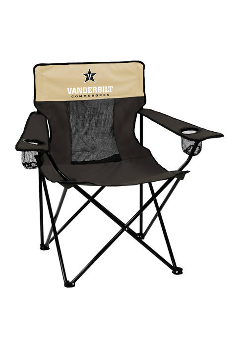 Logo NCAA Vanderbilt Commodores Elite Chair