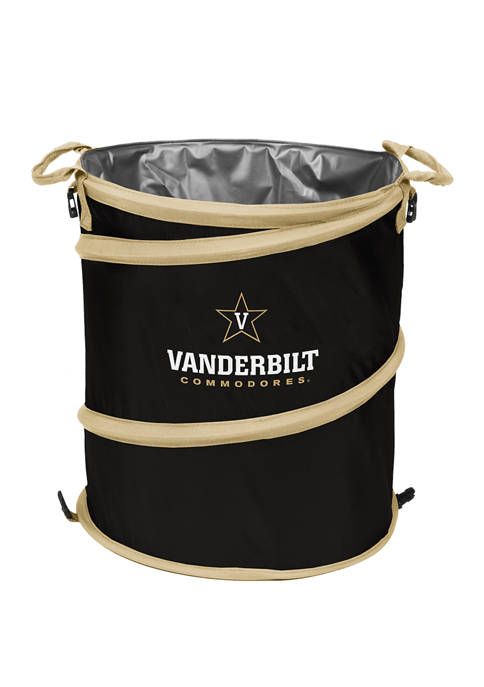 Logo NCAA Vanderbilt Commodores Collapsible 3-in-1 Cooler