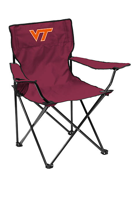 NCAA Virginia Tech Hokies Quad Chair