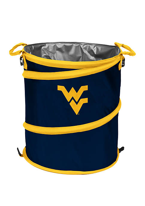 Logo NCAA West Virginia Mountaineers Collapsible 3-in-1 Cooler