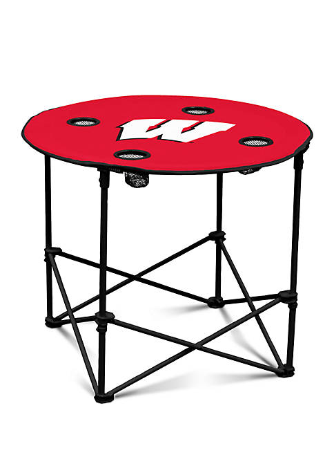 Logo NCAA Wisconsin Badgers Round Table