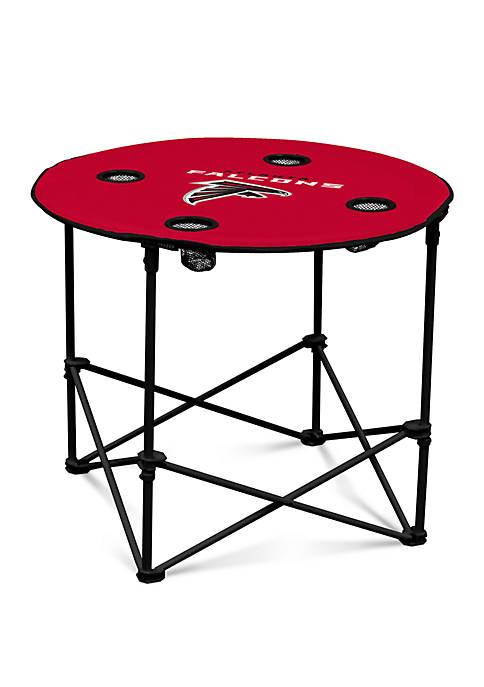 Logo NFL Atlanta Falcons Round Table
