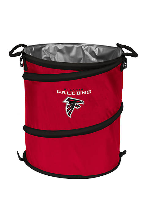 Logo NFL Atlanta Falcons Collapsible 3-in-1 Cooler Hamper