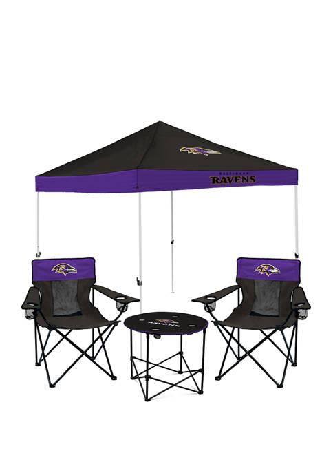 Logo NFL Baltimore Ravens Tailgate Bundle