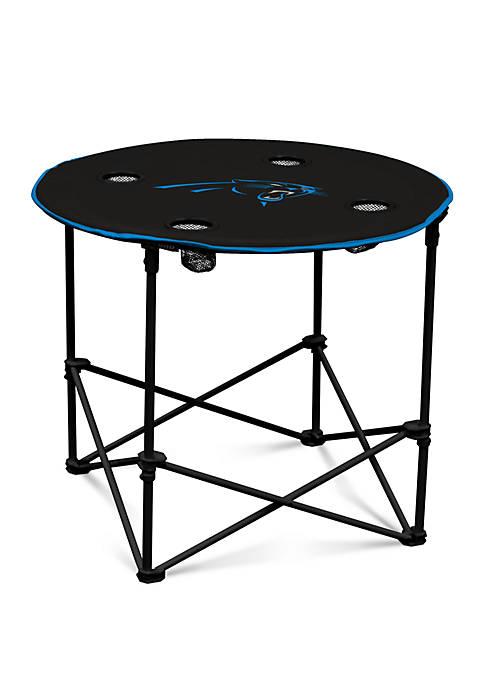 Logo NFL Carolina Panthers Round Table