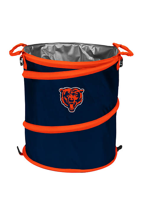Logo NFL Chicago Bears Collapsible 3-in-1 Cooler Hamper