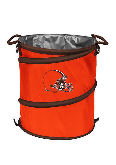 Logo NFL Cleveland Browns Collapsible 3-in-1 Cooler