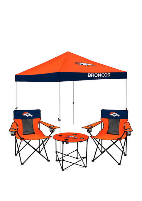 Logo NFL Denver Broncos Tailgate Bundle