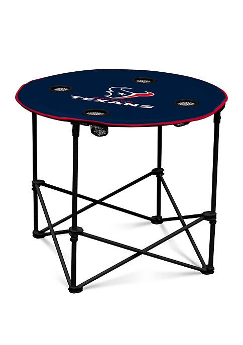 Logo NFL Houston Texans Round Table