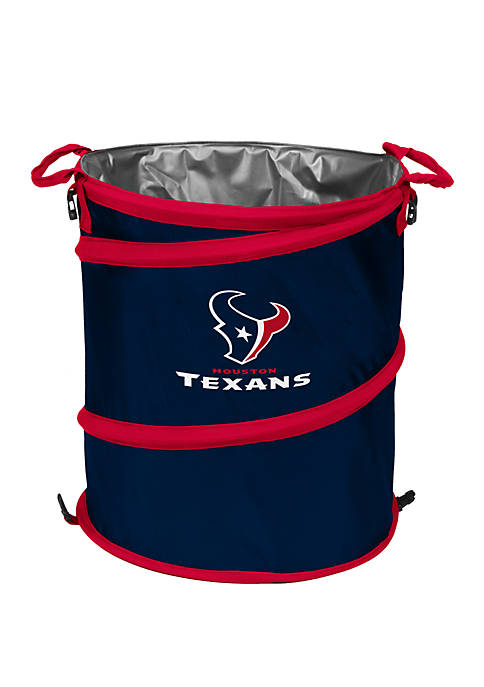 Logo NFL Houston Texans Collapsible 3-in-1 Cooler