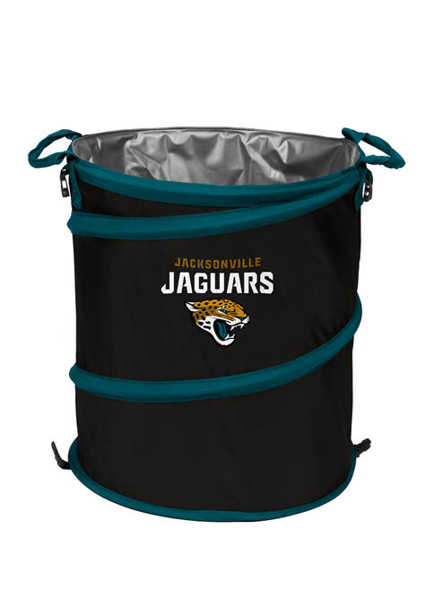 Logo NFL Jacksonville Jaguars Collapsible 3-in-1 Cooler
