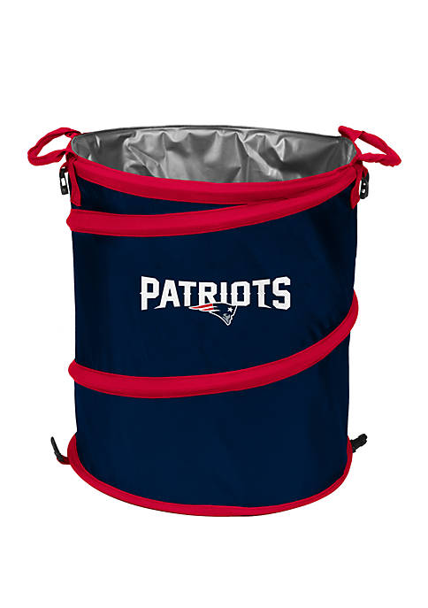 Logo NFL New England Patriots Collapsible 3 in