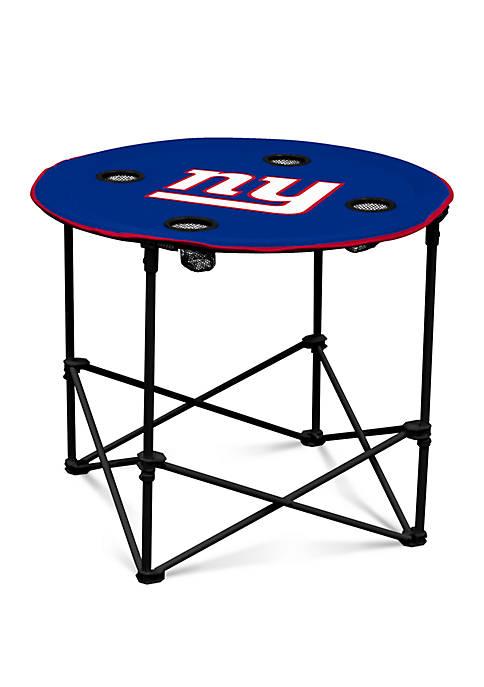 Logo NFL New York Giants Round Table