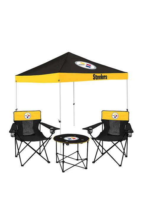 Logo NFL Pittsburgh Steelers Tailgate Bundle