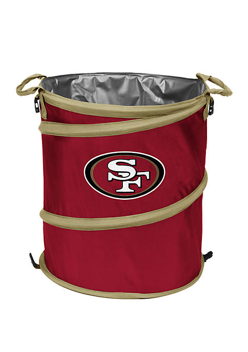 Logo NFL San Francisco 49ers Collapsible 3-in-1 Cooler