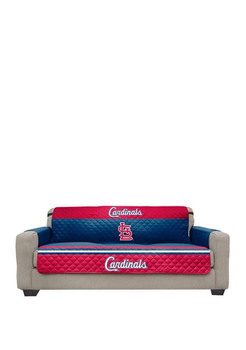 Pegasus Sports MLB St. Louis Cardinals Sofa Furniture
