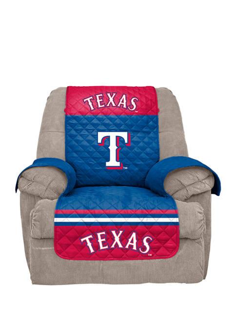 Pegasus Sports MLB Texas Rangers Sofa Furniture Protector