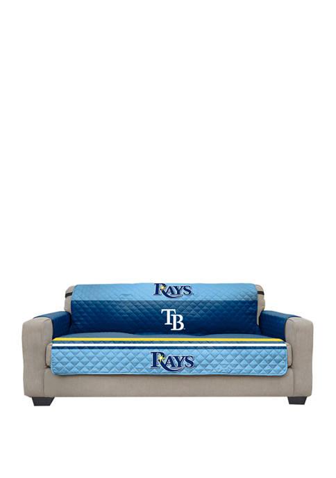 Pegasus Sports MLB Tampa Bay Rays Sofa Furniture