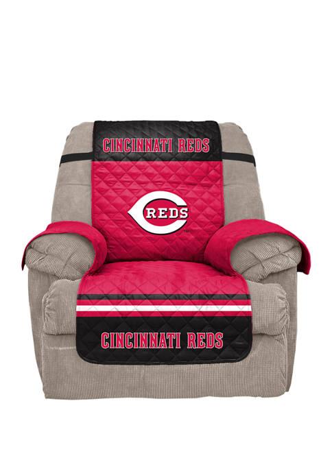 Pegasus Sports MLB Cincinnati Reds Sofa Furniture Protector