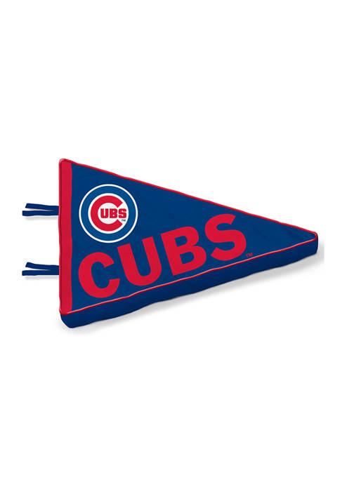 Pegasus Sports MLB Chicago Cubs Plushlete Team Pennant