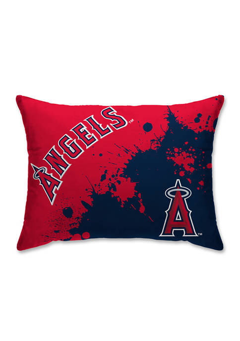 Pegasus Sports MLB Los Angeles Angels Splatter 20